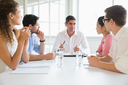 The Recovery-Positive Workplace: How Supporting Addiction Recovery Can Help Your Business - business meeting