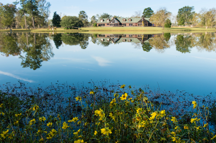 Inpatient Alcohol Rehab Near Myrtle Beach, S.C. - waypoint pond flowers - waypoint recovery center