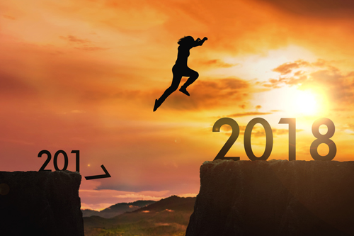 8 New Year's Resolutions for People in Recovery - going into the new year