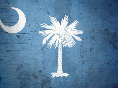 Addiction-Resources-in-Lowcountry - south carolina flag on grunge bg