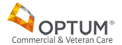 Optum Commercial and Veteran Care logo